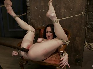 Most Incredible Foot Caning Scene Ever Doneyou Have Never Seen Anything Like This, We Promise. - HogTied