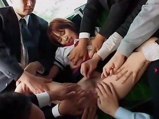 Exotic Japanese slut Yuri Kousaka in Crazy Amateur, Teens JAV video
